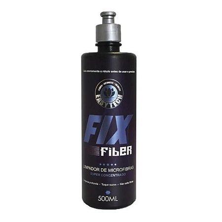 Fix Fiber - Limpeza de Panos de Microfibra 500ml - Easytech