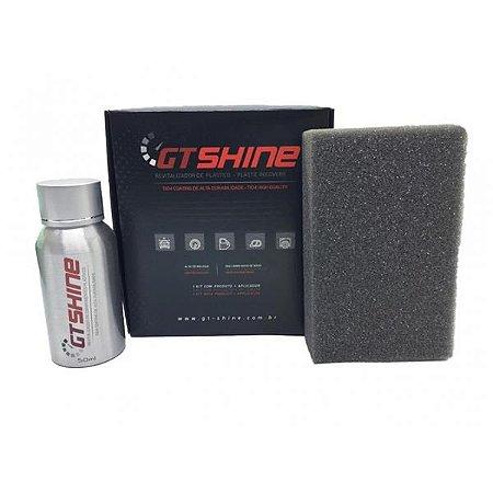 GT Shine Coating - Revitalizador de Plásticos 50ml