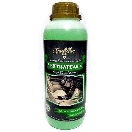 Extratcar - Sanitizante de Tecidos 1L - Cadillac
