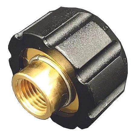 Adaptador P/ Canhão de Espuma P/ Lavadora Karcher Série HD - Detailer