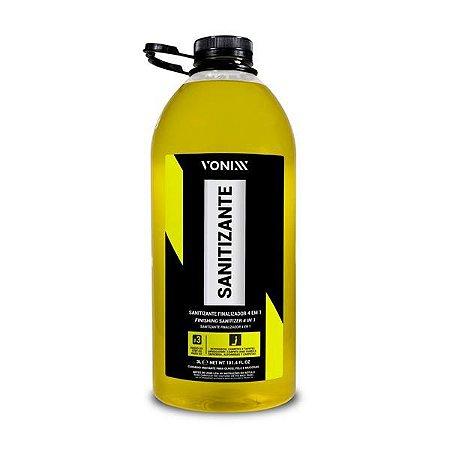 Sanitizante 4 em 1 Finalizador 3L - Vonixx