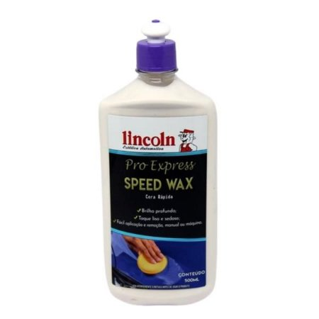Speed Wax - Cera Rápida 500ml - Lincoln