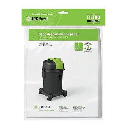 Filtro Descartável 18L para Ecoclean - IPC Brasil