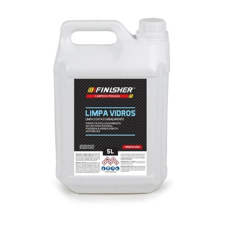Limpa Vidros 5L - Finisher