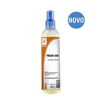 Neutralizador de Odores - Fresh Air Herbal 300ml - Spartan