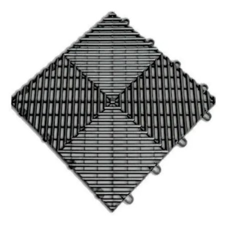 Piso Modular Preto- Detailer
