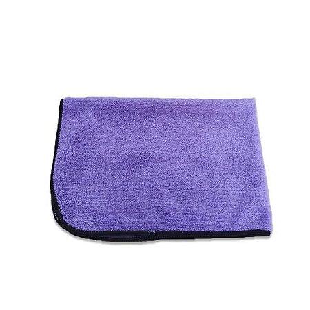 Flanela de Microfibra Low Cost 40x60 Purple Roxa - Autoamerica