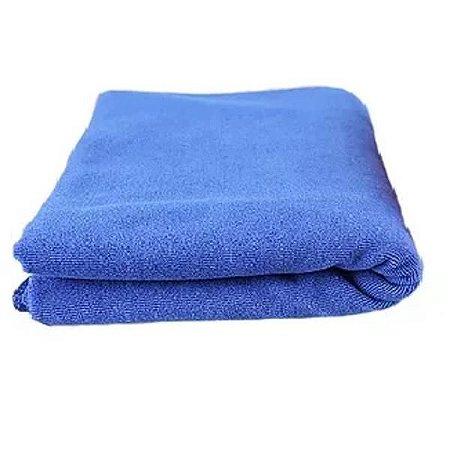 Toalha de Microfibra Azul 40x60cm - EXC