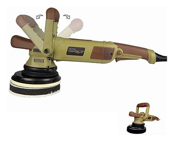 Politriz Profissional Roto Orbital Yes Tools Gold 21mm/127v
