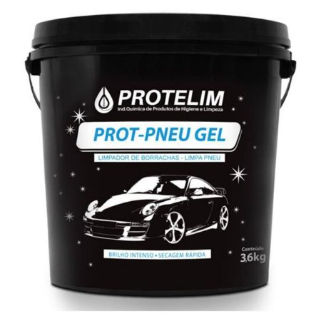 Prot Pneu Gel 3,6Kg - Protelim