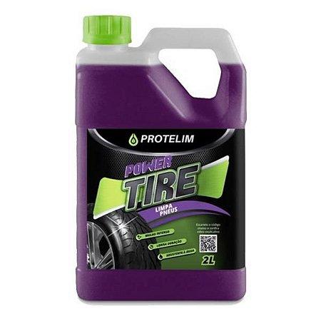 Power Tire - Selante P/ Pneus  2,2L - Protelim