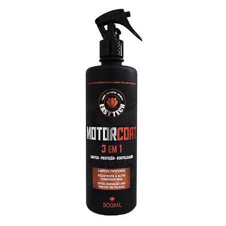 Motorcoat - Limpador e Protetor de Motores 500ml - Easytech