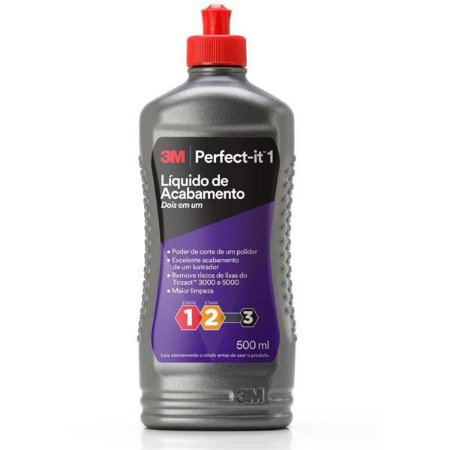 Perfect-it Líquido de Acabamento 500ml - 3M
