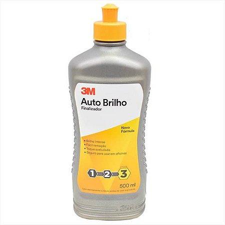 Auto Brilho Finalizador 500ml - 3M