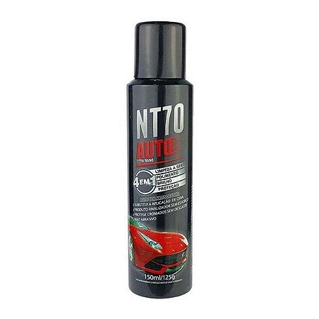 NT70 Auto Cera Nano Aerosol 150ml - NT Auto