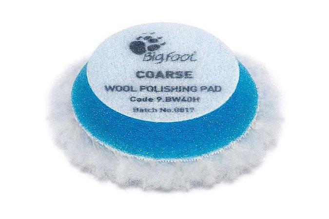 Boina de Lã Azul - CORTE PAD 1,25¨ - Rupes