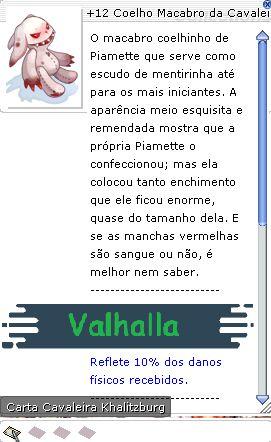 +12 Coelho Macabro da Cavaleira
