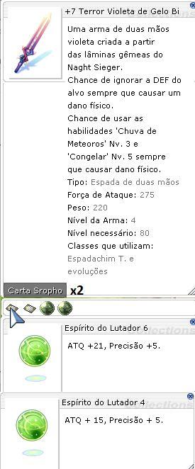 +7 Terror Violeta de Gelo bi Lutador 6/4