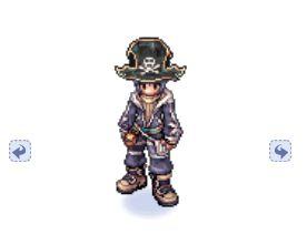 Chapéu Jolly Roger