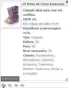 +5 Botas de Cerco Essenciais