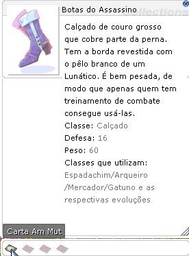 Botas do Assassino