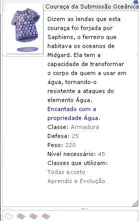 Couraça da Submissão Oceânica [1]