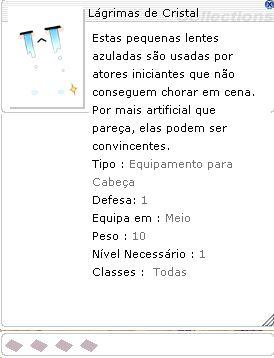 Lágrimas de Cristal