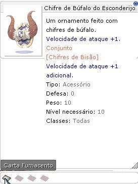 Chifre de Búfalo do Esconderijo