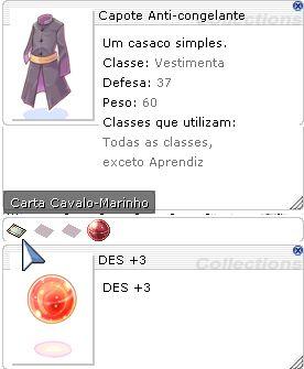 Capote Anti- Congelante DES +3