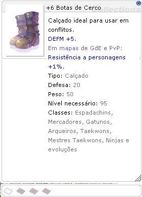 +6 Botas de Cerco [1]