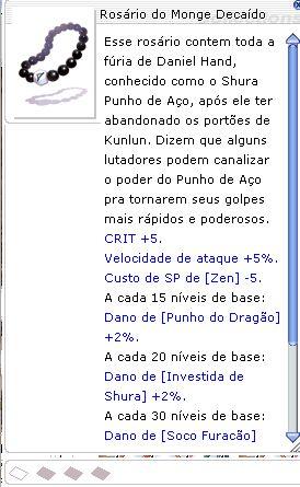 Rosário do Monge Decaído [1]