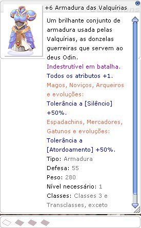 +6 Armadura das Valquírias [1]