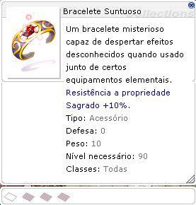 Bracelete Suntuoso