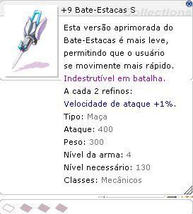 +9 Bate-Estacas S