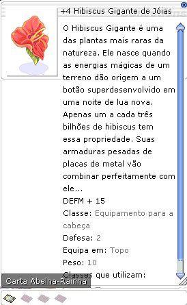 +4 Hibiscus Gigante de Jóias