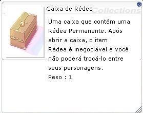 Caixa de Rédea