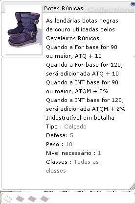 Botas Rúnicas [1]