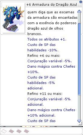 +6 Armadura do Dragão Azul [1]