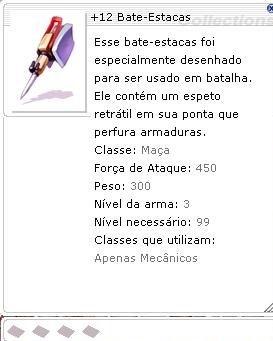 +12 Bate-Estacas