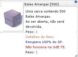 Balas Amargas [ 500 und ]