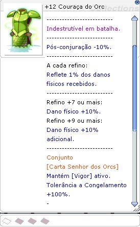 +12 Couraça do Orc [1]