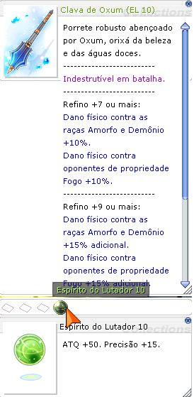 Clava de Oxum EL 10 [3]