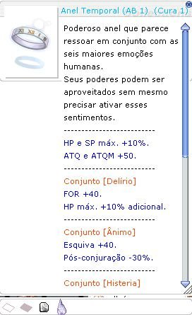 Anel Temporal (AB 1) (CURA 1)  [1]