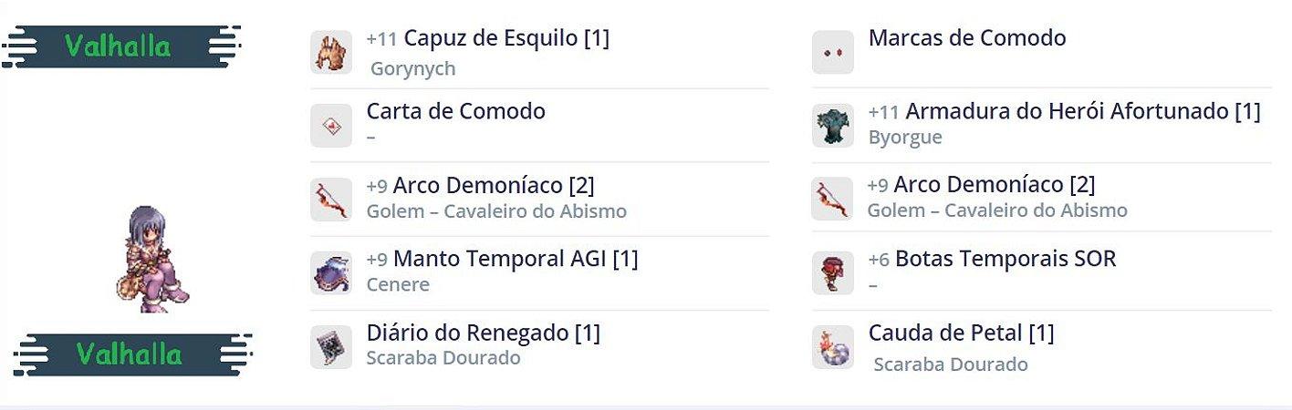 SET Renegado ARCO/CRITICO/FRENESI/ TCombo Comodo
