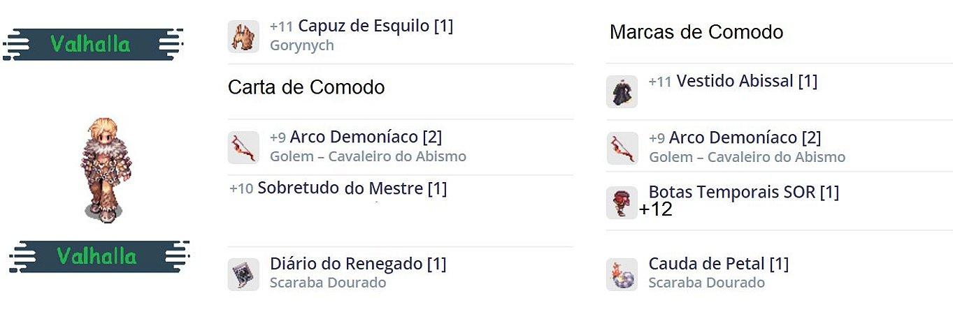 SET Renegado ARCO/CRITICO/FRENESI/ Combo Petal