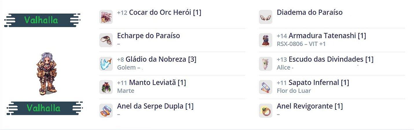 SET Guardião Real MR Redenção / Cheffenia/ TOP Suporte
