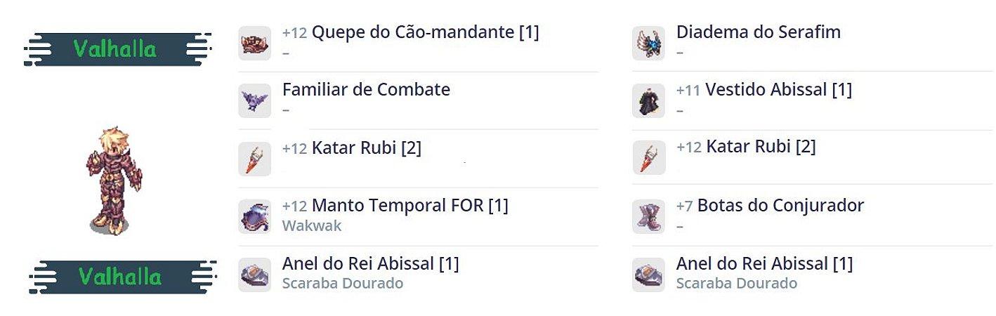 SET Sicário Full Loki / Conjurador / Quepe