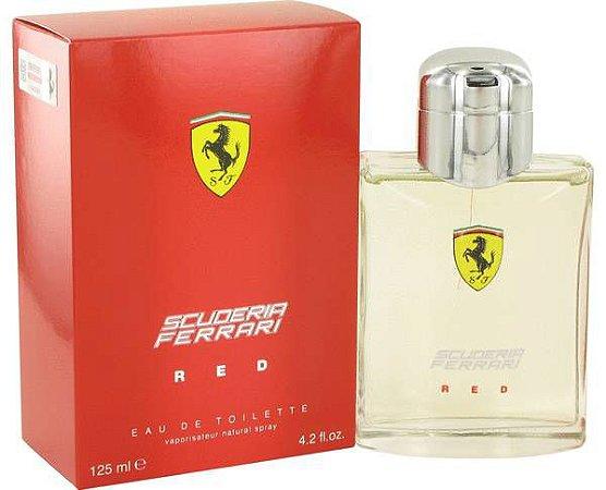 Ferrari Red Eau de Toilette - 125ml