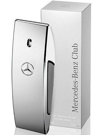 Mercedes Benz Club Eau de Toilette - 100ml