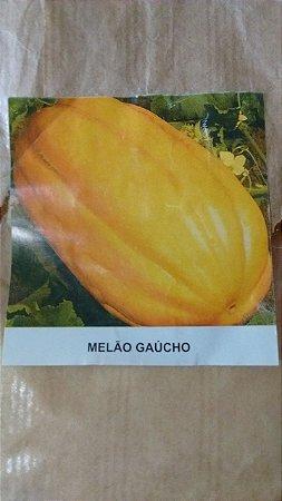 Semente Orgânica de Melão Gaúcho 2 gr